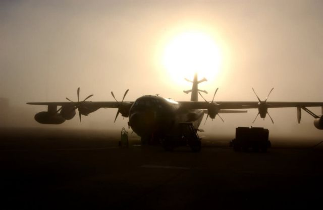C-130J - Rise and shine Picture