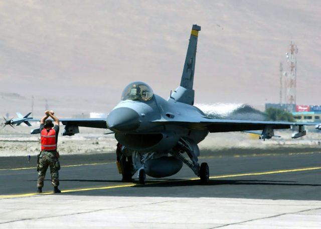 F-16 - Man against machine Picture