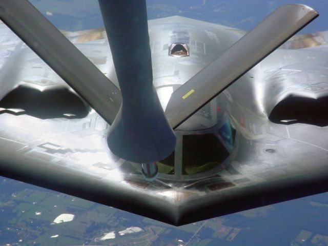 B-2 - Time to fill up Picture