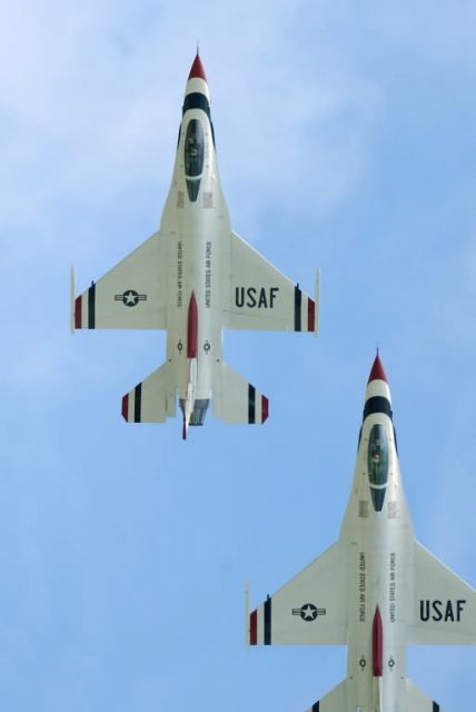 ANDERSEN AIR FORCE BASE - Gettin' the thunder Picture