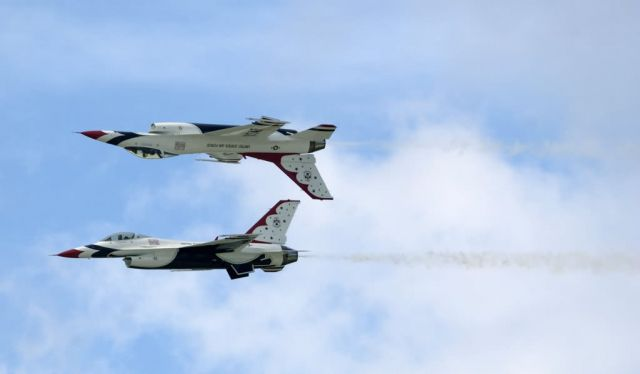 ANDERSEN AIR FORCE BASE - Thunderbirds Picture