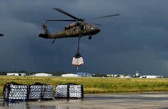 UH-60 Blackhawk - Turning back Picture
