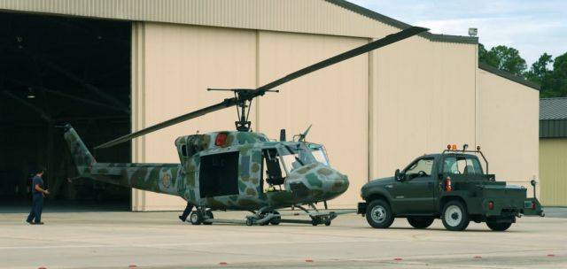 UH-1N - Bases, aircraft prepare for Hurricane Ivan Picture