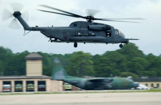 MC-130H Combat Talon II - Outrunning Ivan Picture