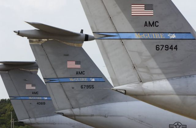 C-141B Starlifters - When it's over Picture