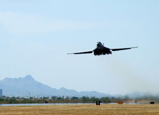 B-1B Lancer - Back in action Picture