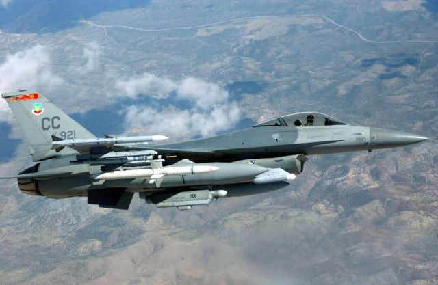 F-16C Fighting Falcon - Falcons ruling the skies Picture
