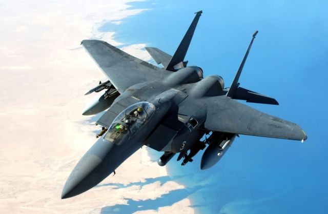 F-15E - Ruling the skies Picture
