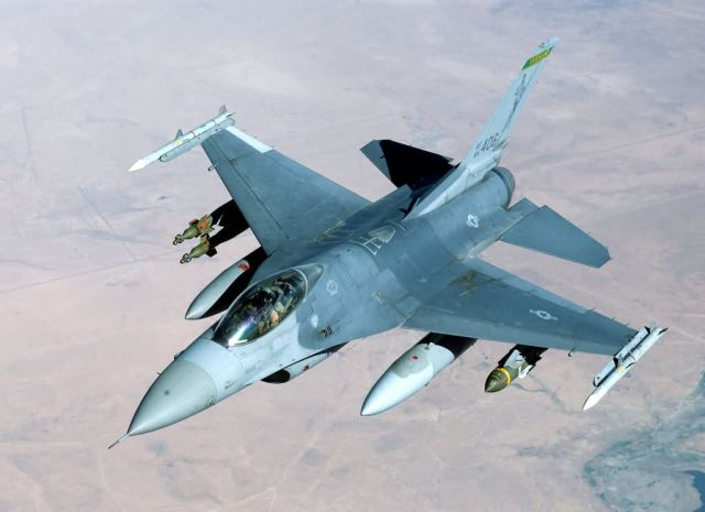F-16 Fighting Falcon - Fighting Falcon Picture