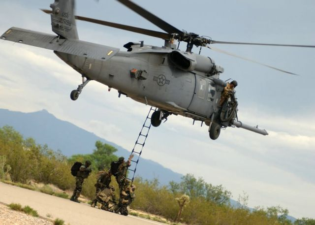HH-60 Pave Hawk - Rescue me! Picture
