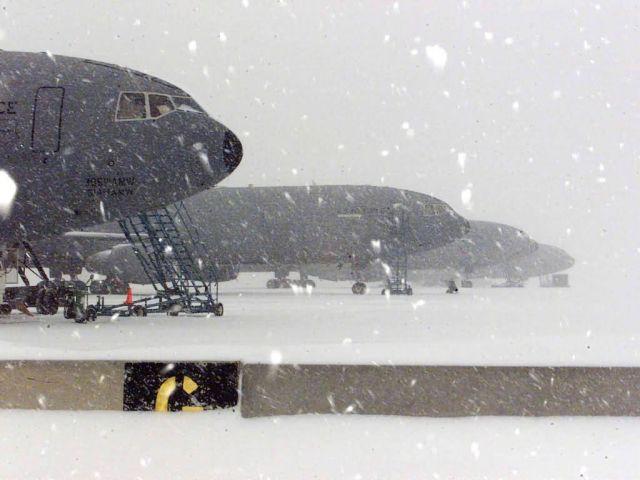 KC-10 Extenders - Snow daze Picture