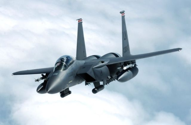F-15E Strike Eagle - Strike Eagle Picture