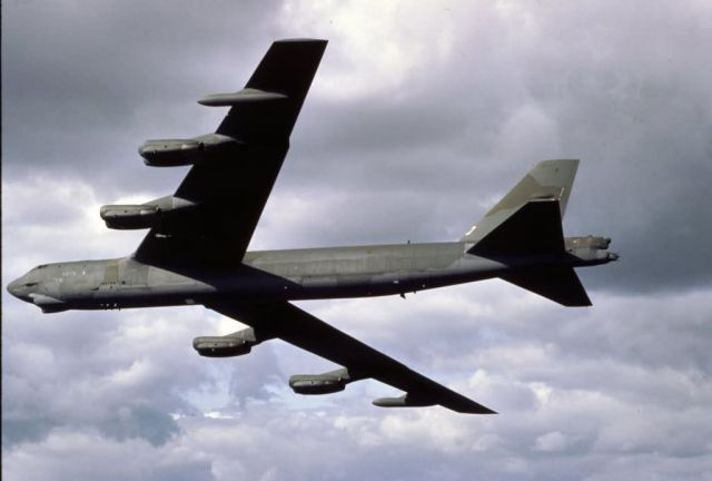 B-5 Stratofortress - B-5 Stratofortress Picture