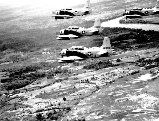 A-1E Skyraider - A-1E Skyraider Picture