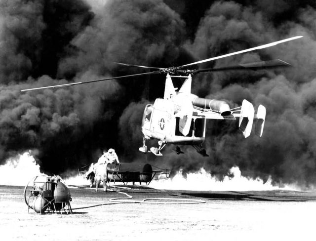 HH-43 - HH-43 Huskie Picture