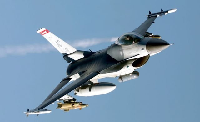F-16 Fighting Falcon - Fighting Falcon Picture