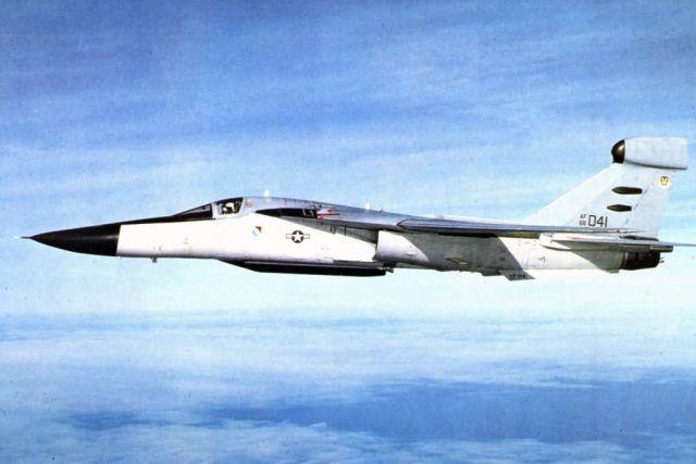 EF-111 Raven - EF-111 Raven Picture