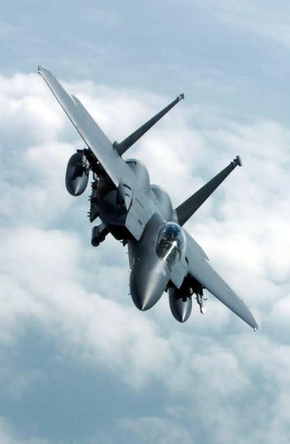 F-15E Strike Eagle - Eagle on a mission Picture