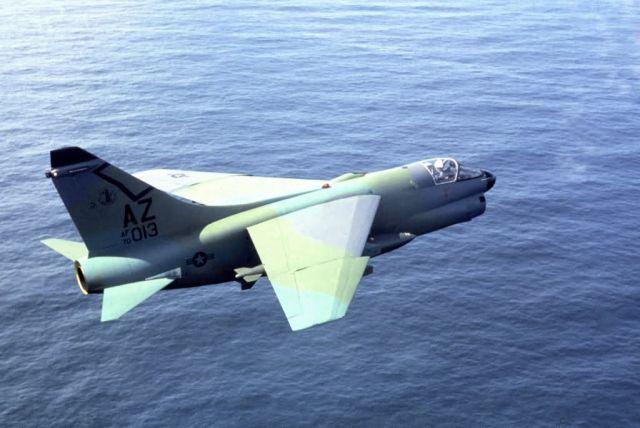 A-7 Corsair II - A-7 Corsair II Picture