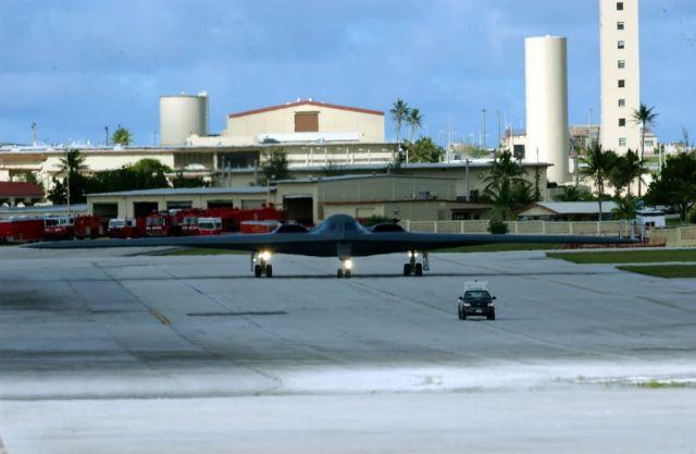 B-2 Spirit - A spirit landing Picture