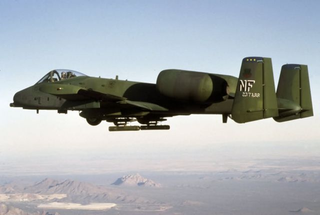 A-10 Thunderbolt - A-10 Thunderbolt Picture