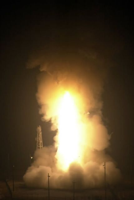 Minuteman III - Morning launch Picture