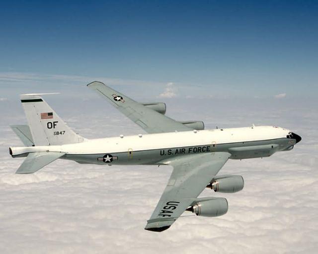 RC-135U - RC-135U Combat Sent Picture