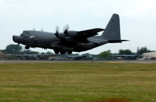 MC-130H - Talon landing Picture