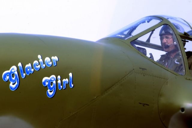 P-38 - Glacier Girl Picture