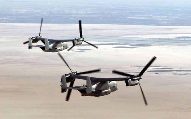 CV-22s - Osprey tandem Picture