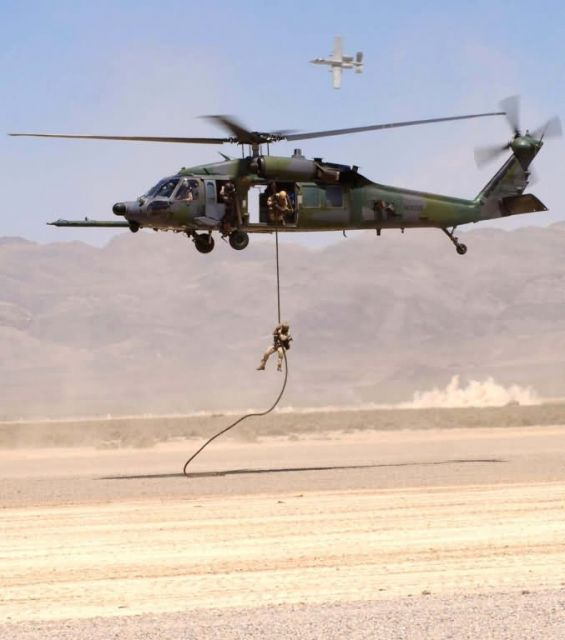 HH-60G Pave Hawk - Firepower demo Picture