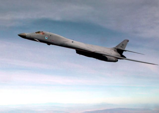 B-1B Lancer - Setting records Picture