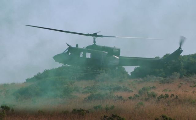 UH-1N - Your chariot awaits Picture