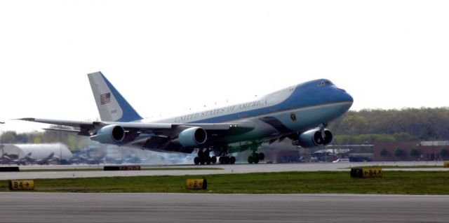 VC-25 - Air Force One Picture
