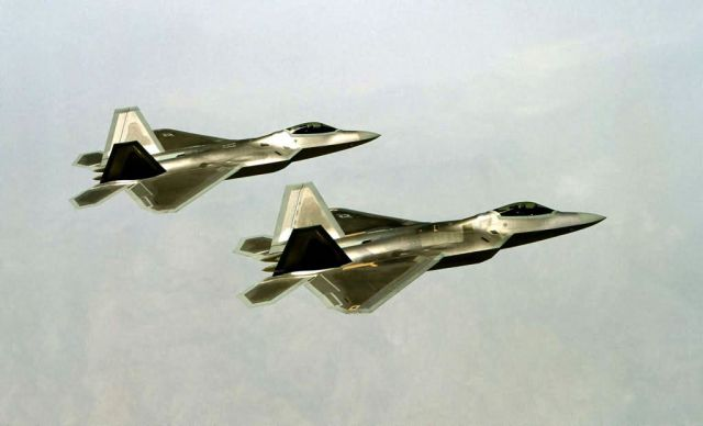 F/A-22 Raptor - Raptor Picture
