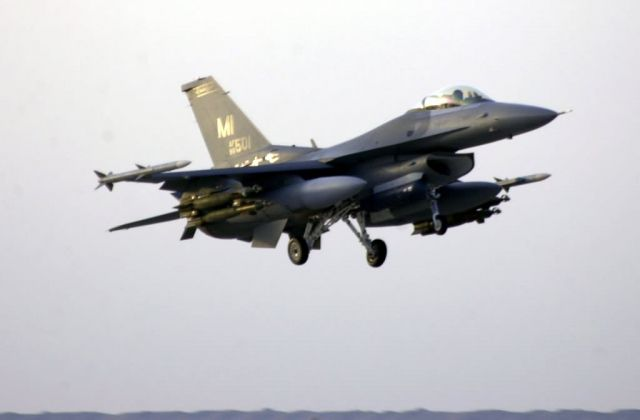 F-16 - Freedom falcon Picture