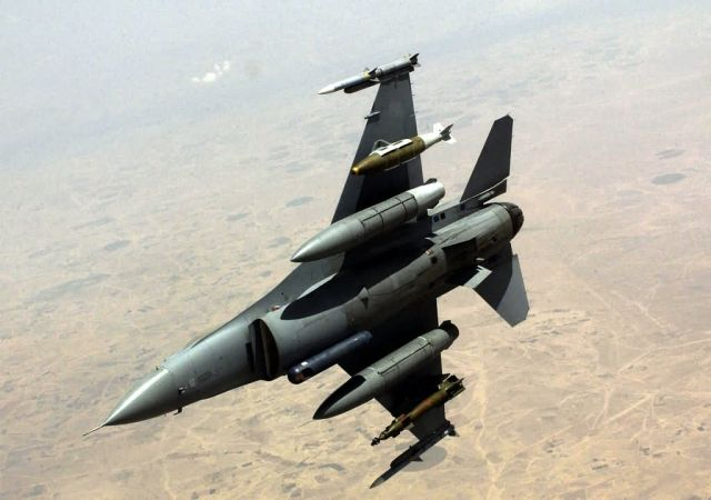 F-16 - One billionth Picture
