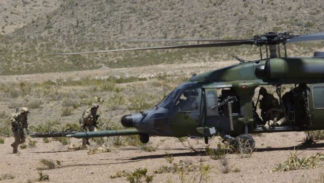 HH-60G Pave Hawk - Search and rescue Picture