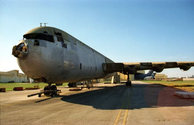 XC-99 - Museum move Picture