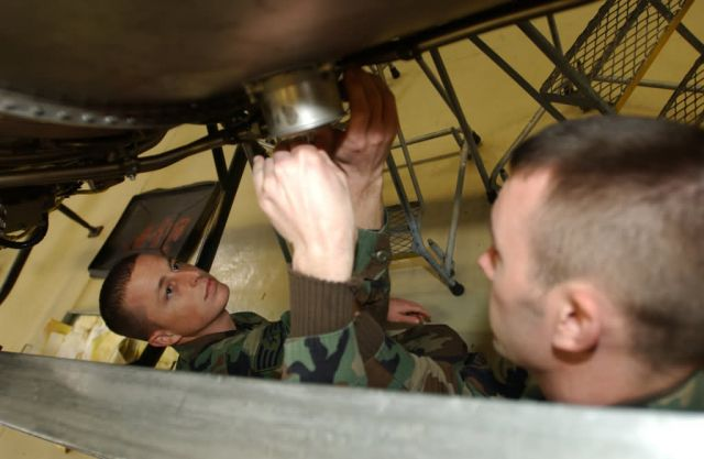 F-110 - Falcon readiness Picture