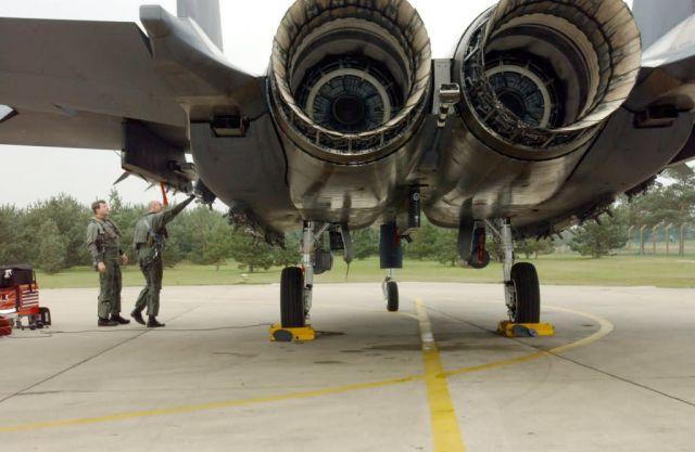 F-15E - Preflight for strike Picture