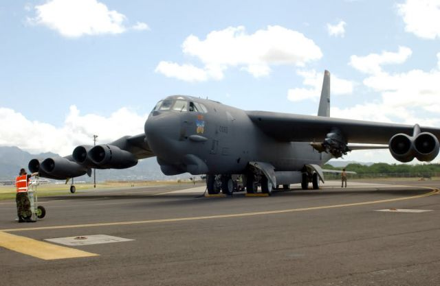 B-52 Stratofortress - The B-52s Picture