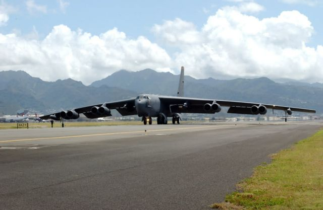 B-52 Stratofortress - Escape to Hawaii Picture
