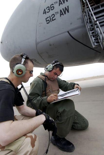 C-5 Galaxy - Iraqi Freedom Picture