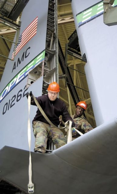 C-130 Hercules - No job too big Picture