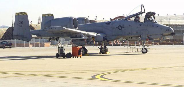 A-10 Thunderbolt II - Super inspector Picture