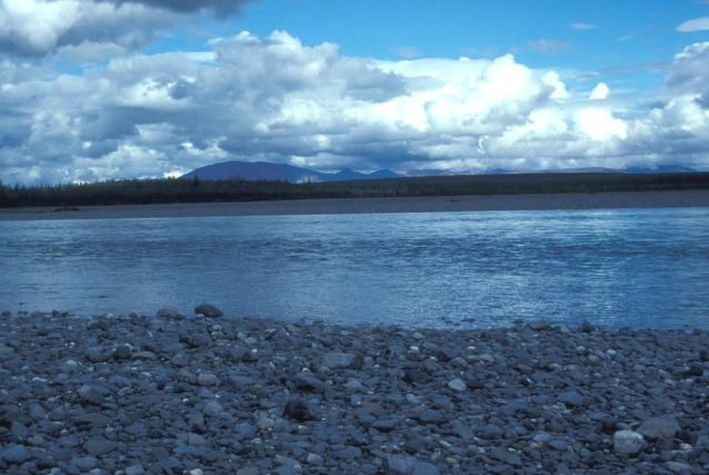 Noatak River Above Kelley River Picture