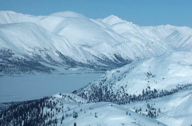 Junjik River in Winter Picture