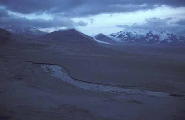 Alaska Range Picture