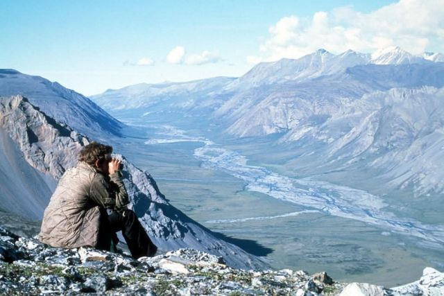 Overlooking the Noatak River Picture